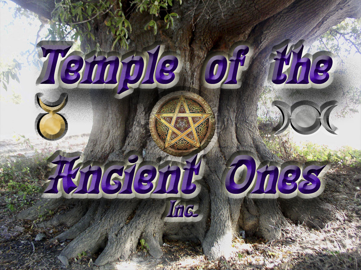 Temple of the Ancient Ones, TAO, Temple, The First Legal Wiccan